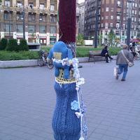 Budapest, Deák tér: képek a tegnapi gerillatámadásról