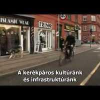 Egy biciklisáv, amit naponta 38 ezren használnak