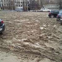 A város legbrutálisabb parkolója a Csalogány utcában