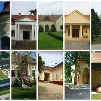 10+1 gyönyörű, régi magyar kúria az ingatlanpiacon