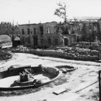 A nap archív képe: a legoptimistább fotó a rommá lőtt Budapestről