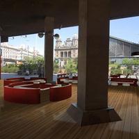 Ezerfős koncertterem panorámával a város közepén - látványtervek és újabb infók a WestBalkánról