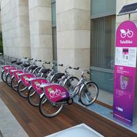 Beelőzi a Telekom a fővárost? Úgy tűnik saját bringarendszert indítanak Budapesten