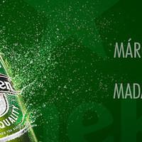 Átalakul a Madách tér: Heineken meglepetés a belvárosban (x)