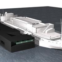Bővítik az A38-at: új állóhajót építenek mellé