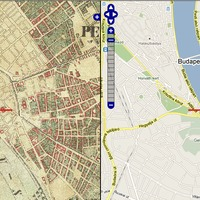Milyen volt a lakhelyed 150 éve? Utcaszinten böngészhető XIX. századi Magyarország-térkép a neten