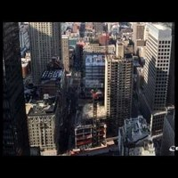 Így épült New York legmagasabb szállodája: több mint 2 év 60 másodpercbe sűrítve