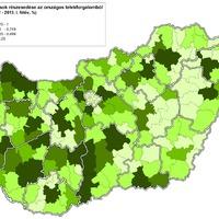 Egyetlen megyében pörög csak a telekpiac, de ott még a válság sem tudta fékezni a növekedést