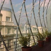 Kétmilliós négyzetméterár: penthouse a Vörösmarty téri irodaház tetején - blogajánló