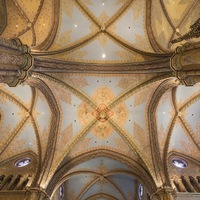 A Mátyás-templom, ahogy még soha sem láttad! Íme a képe Richard Silver lenyűgöző függőleges katedrálisok sorozatában