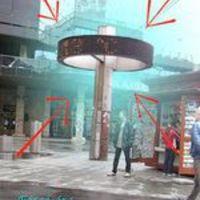 Tényleg eltűnt a forgó óra a Nyugati térről? FRISSÍTVE