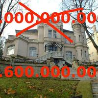 1,6 milliárdos villa. Hyppolit a lakáj életérzés Budafokon