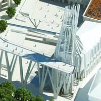 Bréking: megvan a budapesti városház 65 méteres tornyának látványterve