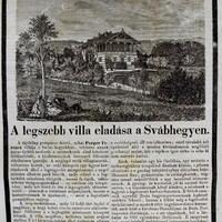 A legelső képes ingatlanhirdetés Magyarországon