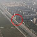 A nap képe: újabb autópálya-építési katasztrófa Kínából. Ezúttal azonban kicsit durvább a megszokottnál