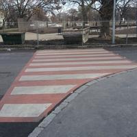 Sehova nem vezető zebra a Józsefvárosban 2.