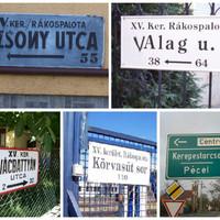 5 mókás táblabaki Budapestről