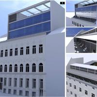 Új luxushotelt terveznek a Nagykörútra