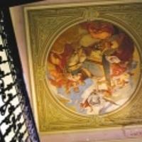 Lebontanak egy Lotz-freskós kulturális emlékhelyet a Józsefvárosban