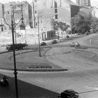 Amikor a Deákon még egy bazi nagy körforgalom volt - a nap képe a Fortepanról