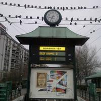 Ismét jár az óra a Boráros téren! Van értelme blogolni