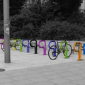 Ingyen adnák a dizájnerek a biciklitárolót, de nincs kinek