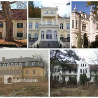 5 álkastély a magyar ingatlanpiacon: régiek, gyönyörűek, nagyok és drágák - mégsem kastélyok