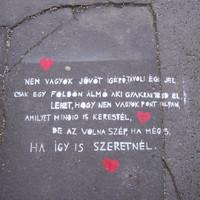 Szerelmi vallomás a Róna utcában