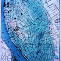 Meddig ért az 1838-as márciusi árvíz Pesten?