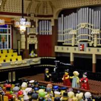Elképesztően jól néz ki a legó Zeneakadémia