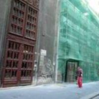 Irodaházat építenek az iskola udvarára - hírek