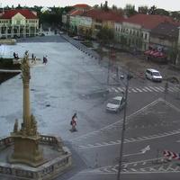 A nap képe és videója: így készült a keszthelyi Fő tér