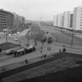 A nap képe: ilyen volt az Irinyi utca a Schönherz koli elől nézve