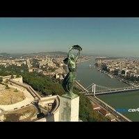 Elképesztő kisfilm Budapestről - semmihez sem hasonlíthatók a drónról készült felvételek