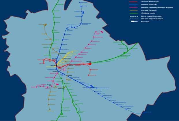 Merre Megy Az Otos Metro Es A Hatos Ja Es A Harmas