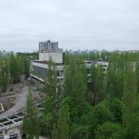 Első túrám Csernobilba!
