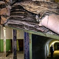 Óvóhelytúra az egykori acélvárosban
