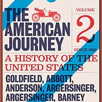 |TOP| American Journey, The, Volume 2: A History Of The United States, Volume 2 (Since 1865). tapas nugaros fotos Potencia Wedding Organo