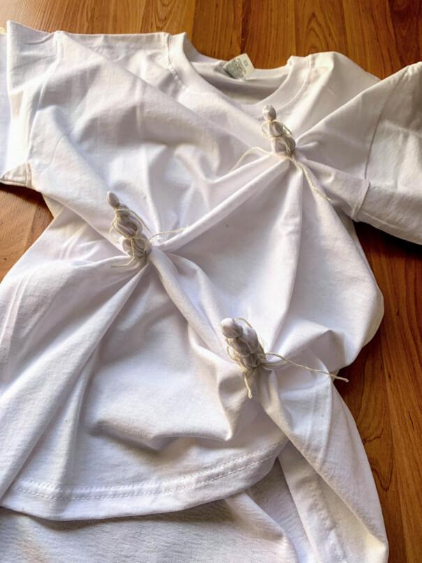 batikolt üres póló gyűrős módszer 2