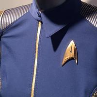 Csillagflotta egyenruha és kellék kiállítás a Comic Conon