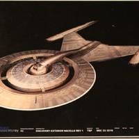 Star Trek: Discovery – egy sorozat tervrajzai