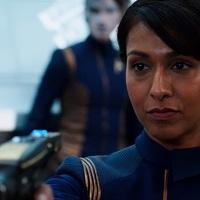 Majdnem Rekha Sharma lett a Discovery főszereplője