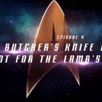 Titokzatos a Discovery harmadik és negyedik epizódjának címe