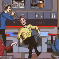 Star Trek rajzfilm jön a Nickelodeonra