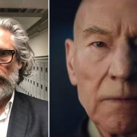 A Star Trek: Picard sorozatnál Michael Chabon a főnök