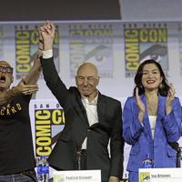 Négyet egy csapásra - Star Trek sorozathírek a Comic Con-ról