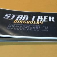 Áprilisban kezdődik a Discovery második évadának a forgatása