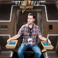 Star Trek: Discovery a San Diego-i Comic Conon