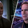 Picard és Archer időutazásai a tévében
