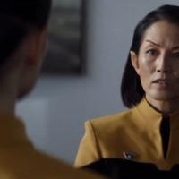 Picard - hazug alkuk a háttérben